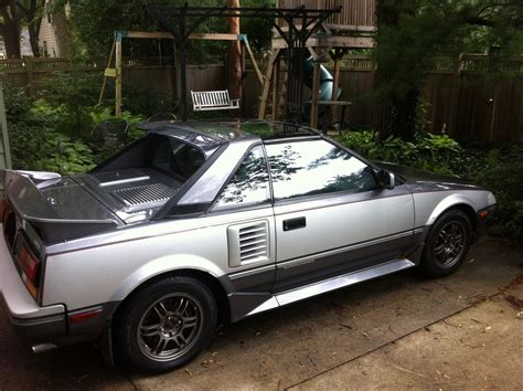1988 toyota mr2 supercharged 1988 toyota mr2 pictures cargurus
