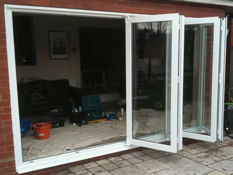 Glass Folding Door Aluminum Exterior Folding Doors Glass Folding Doors Exterior