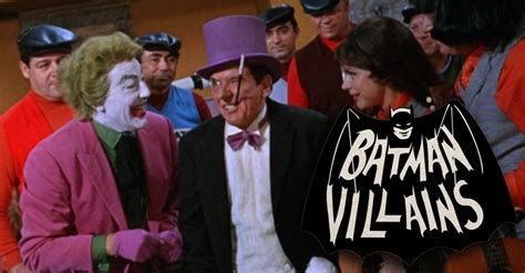 best batman tv series heroes and icons all 37 villains from the batman tv