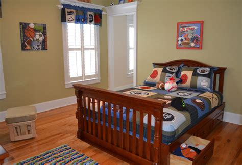 sports bedroom traditional kids charleston by