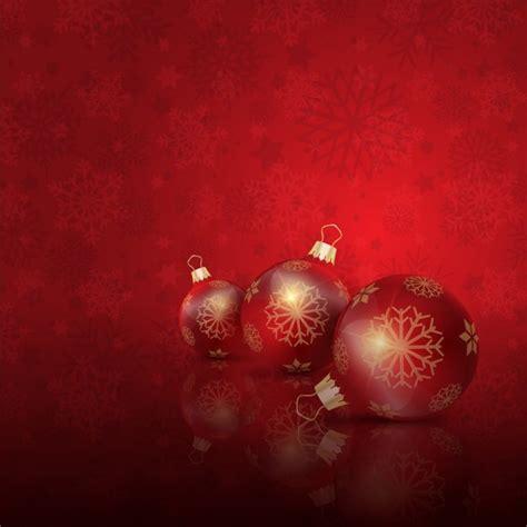 imagenes navideñas en hd fondo rojo de bolas navide 241 as en el suelo descargar