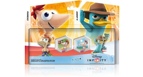 phineas disney infinity figure phineas and ferb figures revealed for disney infinity