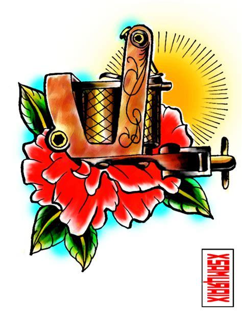 tattoo machine design paul rogers tattoo machine by xfreakcorex on deviantart