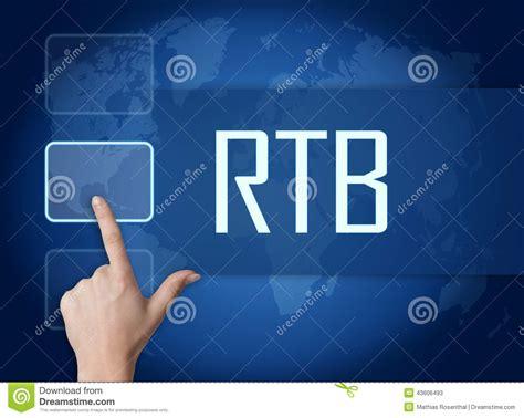 bid time real time bidding stock photo image 43606493