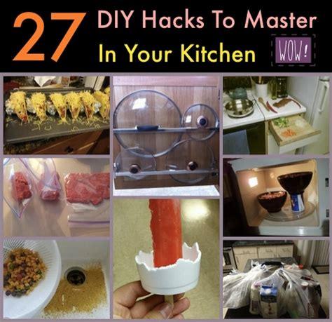 diy hacks 27 diy hacks to master your kitchen homestead survival
