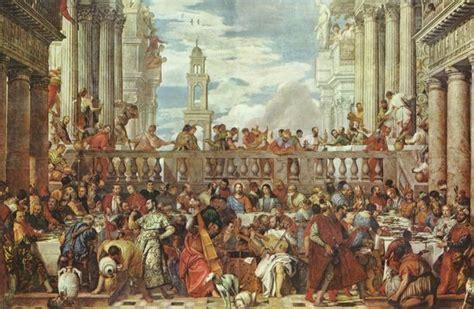 Hochzeit Kana by Paolo Veronese Hochzeit Zu Kana