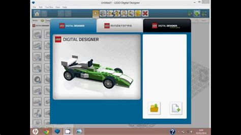 tutorial lego digital designer tutorial lego digital designer espa 241 ol youtube