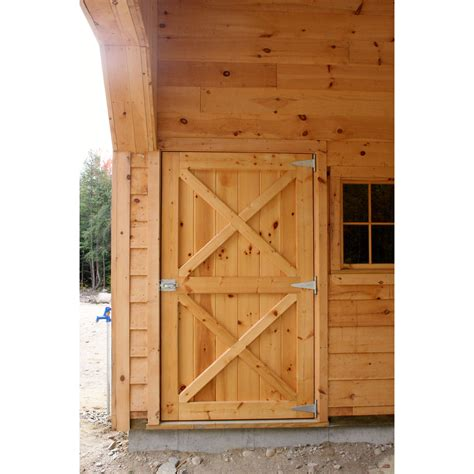 Invaluable Build Exterior Doors Chic Barn Style Exterior How To Build A Exterior Door