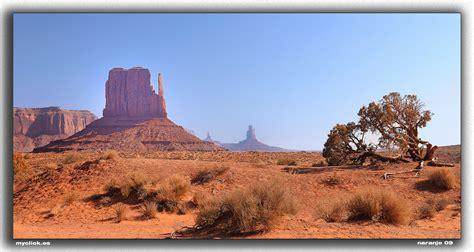 en el lejano oeste monument valley 3 utha usa imagen foto paisajes desierto naturaleza