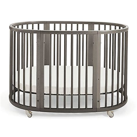 Stokke 174 Sleepi Oval Crib Bed Bath Beyond Oval Baby Crib