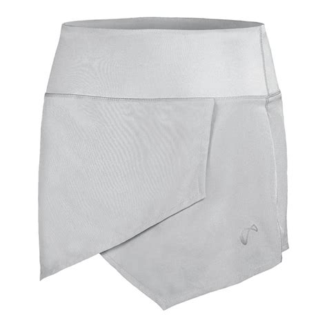 white origami skort athletic dna s origami tennis skort in white