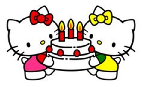 happy birthday mimi coloring pages 1000 images about hello kitty party on pinterest