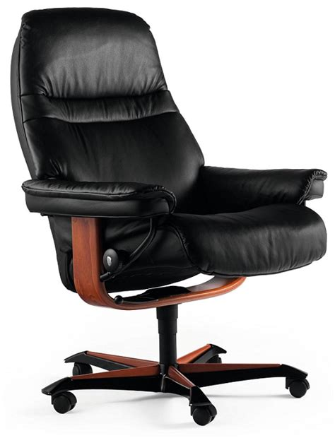 Stressless Office Chair by Ekornes Stressless Office Chairs And Furniture