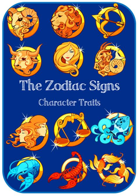 zodiac signs do you know what your sign means abc