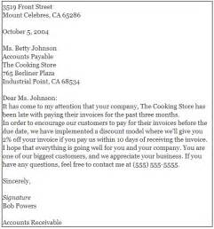 Business Letter Format Via Email Business Letter Format Cc Via Email