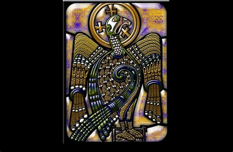 design art signs saint john symbol of st john by leah m bozhilova desktop wallpaper