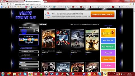 gladiator film gratuit regarder comment regarder des films gratuitement youtube