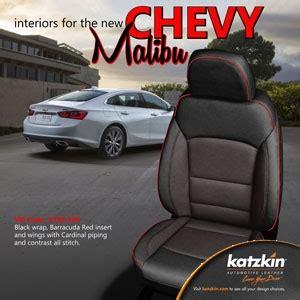 2007 chevy malibu seat covers chevrolet malibu katzkin leather seat upholstery kit