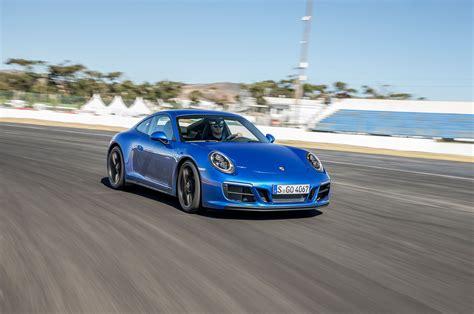 Porsche Gts 3 by 2017 Porsche 911 Gts 3 Supercars Net