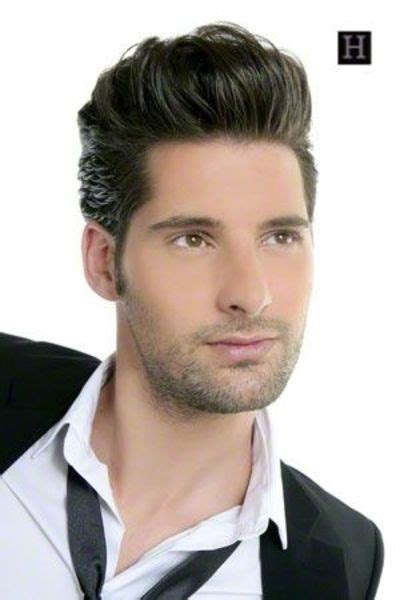 mens hairstyles with gel mens hairstyles how to this is a pompadour s hairst