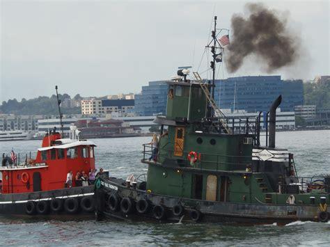 tugboat race nyc nyc tugboat race 2012 c tugster a waterblog