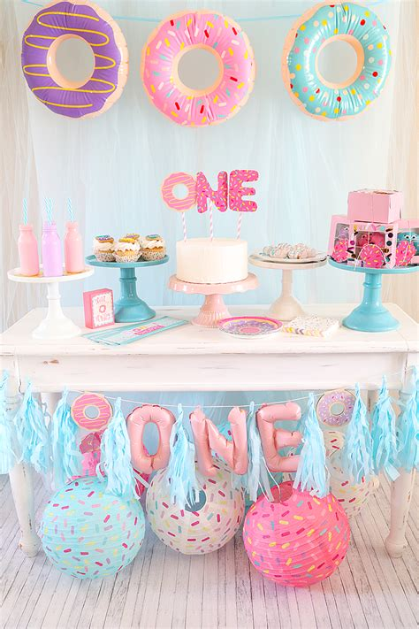 party tips donut 1st birthday party donut party ideas michelle s
