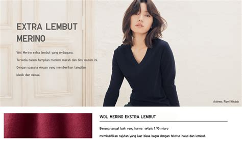 Harga Blouse On Inez uniqlo knit cardigan sweater