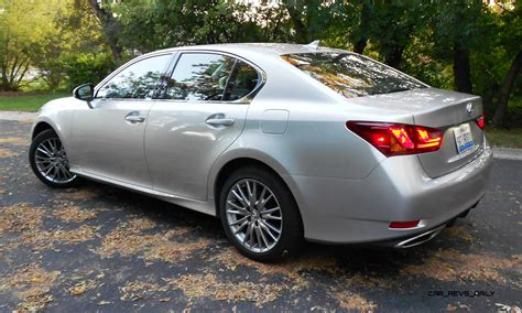 lexus awd system road test review 2014 lexus gs350 awd is and