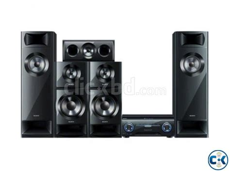 sony htm3 muteki 5 2 home theatre system clickbd