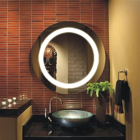 led lights behind bathroom mirror behind bathroom mirror light led make up mirror with led