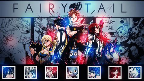 imagenes de fairy tail wallpaper fairy tail 2016 wallpapers wallpaper cave