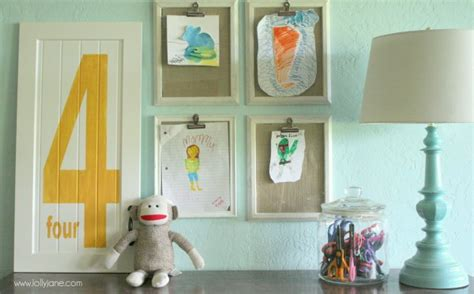 3 ways to frame art that are actually affordable huffpost clipped frames 9 diy ways to display kid s art diy