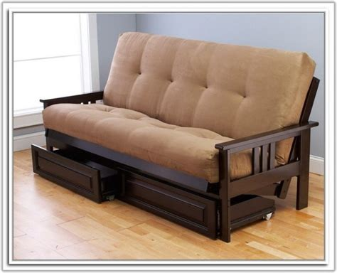 futon sofa beds with storage uncategorized interior