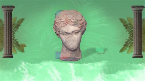vaporwave statue wallpapers hd desktop  mobile