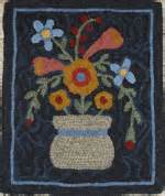 patterns and kits for beginning rug hookers