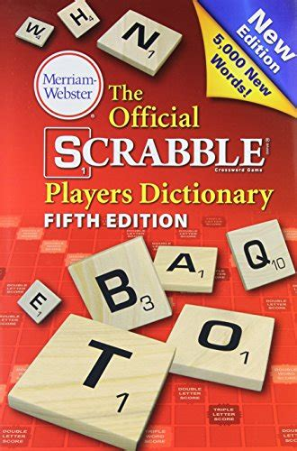 scrabble dictionary for sale buy special books the official scrabble players
