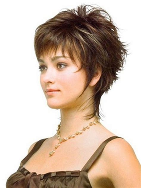 Current short hairstyles for women