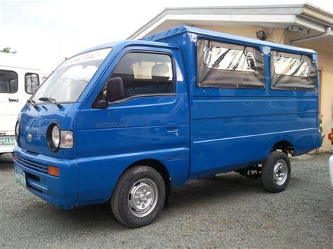 Suzuki Scrum Brand New Multicab In Cebu Autos Post