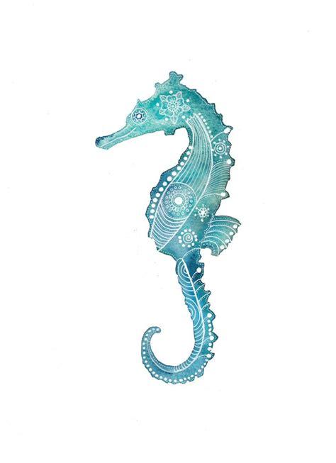 13 1 tattoo artists org pin by eszter szucs on turqoise seahorses