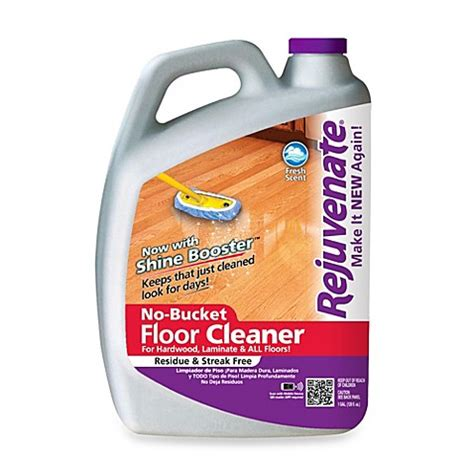 buy rejuvenate 174 128 ounce floor cleaner from bed bath beyond