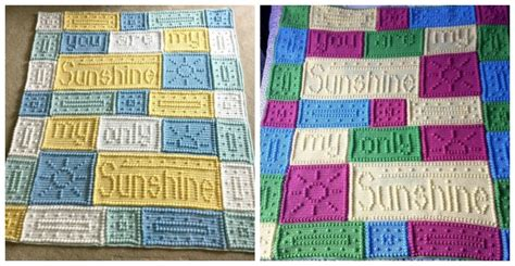 crochet pattern you are my sunshine you are my sunshine crochet pattern