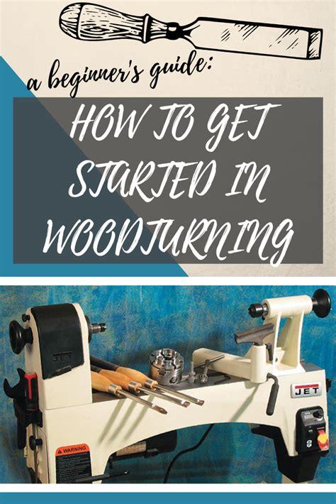 started  woodturning wood turning