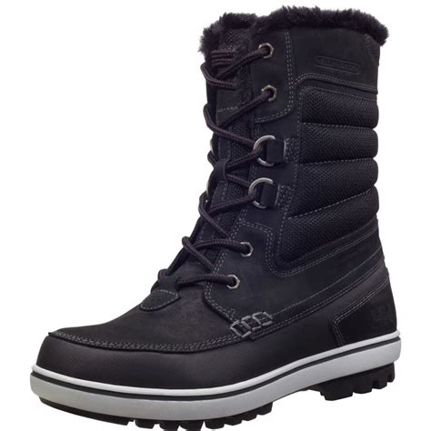 helly hansen mens boots helly hansen boots mens garibaldi 2 synthetic wp snow boot