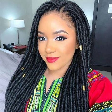 artificial dreadlock hairstyles best 25 crochet braids ideas on pinterest crochet weave