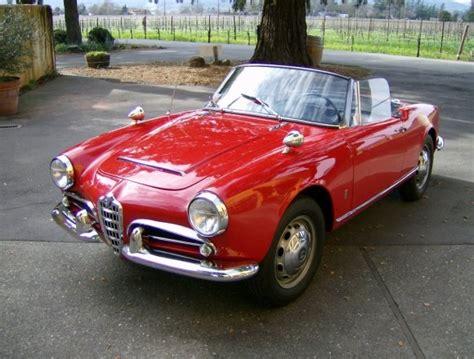 1965 Alfa Romeo Spider by Bat Exclusive 1965 Alfa Romeo Giulia Spider Bring A Trailer