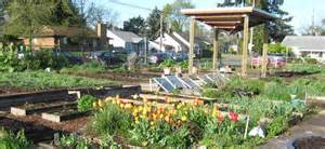 Connected Home Care Portland Or A Brief History Of Community Gardens In Portland Oregon