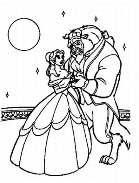 Princess Belle Beauty And The Beast Coloring Pages Learn Bell Princess Coloring Page Free Coloring Sheets