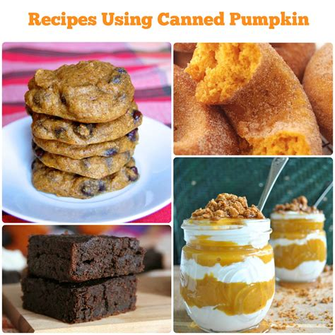 recipes using canned pumpkin tgif this grandma is fun