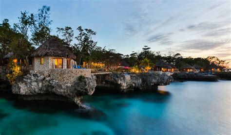 Rock House Jamaica by Rockhouse Hotel Negril Jamaica Design Hotels