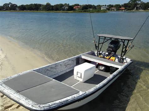 custom carolina skiff j14 mods   Skiffs   Pinterest